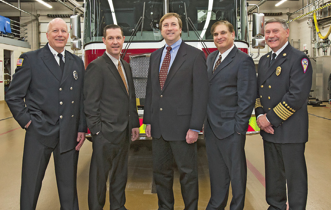 Warren-Waukegan Fire Protection District & Gurnee Partnership